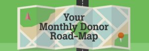 Monthly Donor Map